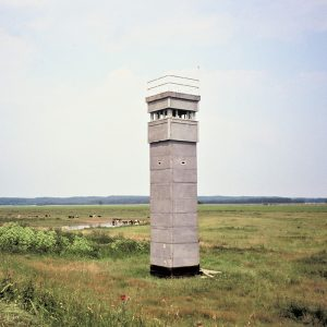 Featured: Abandoned Cold War era guard tower in Germany