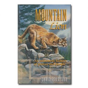 Featured: Mountain Lion: An Unnatural History of Pumas and People